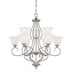 Millennium Lighting 1529 Cleveland 9-Light Chandelier