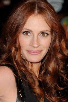 Image result for copper hair tan skin