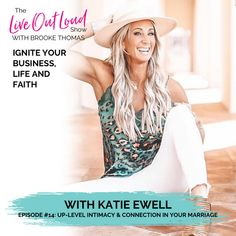 💕Just in time for the most romantic holiday of the year ... There is no such thing as the perfect marriage. But you and your spouse can have a healthy relationship and make each other feel loved and appreciated every day.  On this episode of The Live Out Loud Show, Katie joins me to discuss the disconnect she was feeling in her marriage five years ago and what she and Jesse did to cultivate a new level of intimacy and connection.