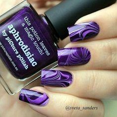 45 So Damn Sexy Purple Nail Art Designs