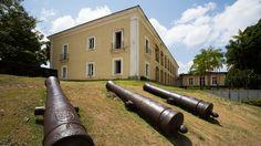 Forte do Presépio em Belém do Pará