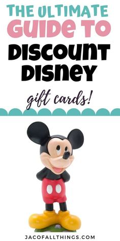 Read this ultimate guide to getting discount Disney gift cards! And learn how you can even get them for free! If you are going on a trip to Disney, this is a must read to save money! You are in the right place about free gift card apps Here we offer you … Disney On A Budget, Disney World Planning, Disney World Vacation, Disney Vacations, Disney Trips, Disney Travel, Disney Cruise, Walt Disney, Discount Disney Gift Cards