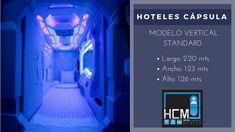 Vive una experiencia futurista dentro del modelo vertical. Desktop Screenshot, Capsule Hotel, Model, Futuristic, Hotels, Live