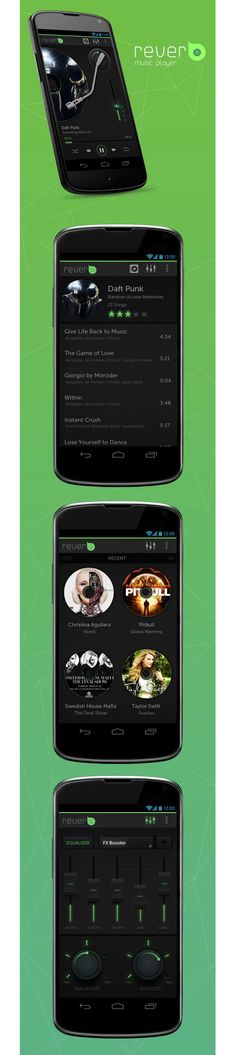 Reverb – Android Music Player