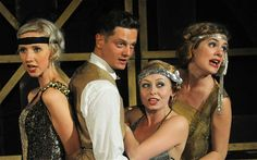 The Great Gatsby (the musical) | In performance at Kings Head Theatre, London, England