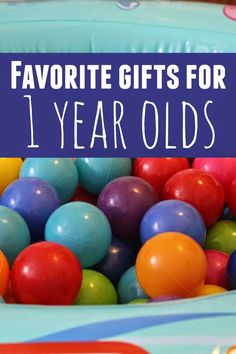 Toddler Approved!: Favorite Gifts for One Year Olds {Toddler Approved Holiday Gift Guide}
