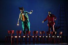 Regia e scene Damiano Michieletto  Teatro Comunale di Modena 2012/13