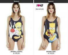 No cabe duda, me la compro!!!!! Si,si,si queres inovar con tu trje de baño visita 47 street ( http://www.47street.com.ar/store/trajes-de-bano.html ) y me parece que vas a encontrar lo que buscás!