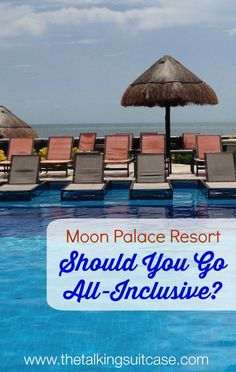 What do you think of all-inclusive resorts?  Learn about our recent trip to Moon Palace Resorts Cancun.  Gorgeous pools, fabulous staff and Mexican raccoons! Should You Go All-Inclusive?