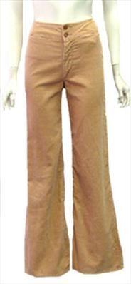 Corduroy Bell Bottom Pants