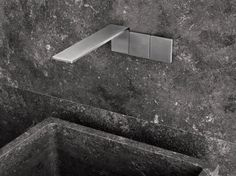 Kataloge zum Download und Preisliste für 1-loch waschtisch-mischbatterie 5mm | waschtisch-mischbatterie zur wandmontage, design OCO Studio, linie 5mm direkt vom Hersteller Rubinetterie 3m