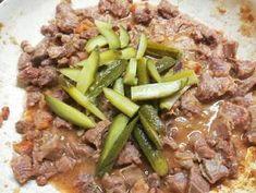 Tejszínes mustáros kecskegida ragu🍴 recept lépés 6 foto Beef, Food, Meat, Essen, Meals, Yemek, Eten, Steak