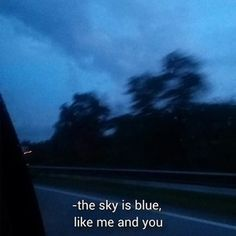 blue aesthetic Tumblr - Polyvore