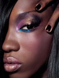 Makeup For Black Skin | Fashion Gossips