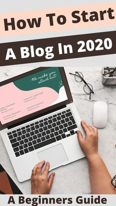 Want to set up your own blog but don't know how? I've filmed a quick 5 minute tutorial video for beginner bloggers that shows you exactly how to start a blog in 2020 - from picking a name, a host, a good blog theme and launching your blog into the world. I've been a blogger for 10 years so have lots of top advice to share on the topic of blogging. Digital Marketing Business, Marketing Budget, Digital Marketing Strategy, Make Money Blogging, How To Make Money, Seo For Beginners, Growth Hacking, Smoke And Mirrors, Useful Life Hacks