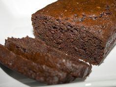 Super Moist Chocolate Zucchini Bread