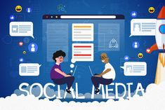 For online business presence, you may resort to SEO consulting services, digital marketing services, or maximize the social media platforms. Digital Marketing Services, Online Business, Social Media, Day, People, Blog, Blogging, Social Networks, People Illustration