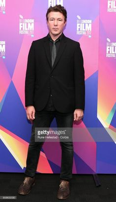 Aidan Gillen attends Pickups premiere at BFI Southbank on October 8, 2017 in London, England.