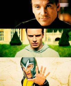 Erik/Magneto