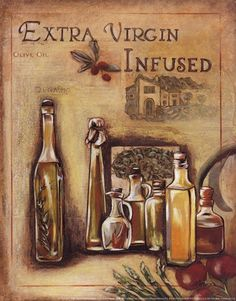 Aceite de Oliva Extra Virgen Infused.