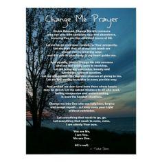 "Tosha Silver ""Change Me Prayer"""