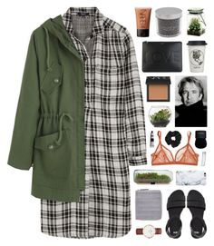 """""""Talent is an accident of genes and a responsibility. - Alan Rickman"""" by novalikarida ❤ liked on Polyvore featuring Madewell, Givenchy, NARS Cosmetics, Threshold, ASOS, Natural Life, Donna Karan, Maison Margiela, Daniel Wellington and Eres"""