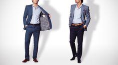 Custom Two-Piece Suit