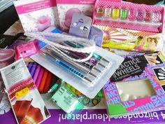 Heel gewoon dagelijks ...: Kleurrijk ...Shop-blogje...