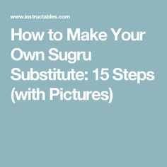 How to Make Your Own Sugru Substitute: 15 Steps (with Pictures)