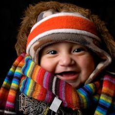 The world always looks brighter from behind a smile.  ~Author Unknown