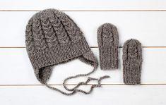 Vauvan myssy | Meillä kotona Crochet Baby, Knit Crochet, Baby Knitting Patterns, Beanie Hats, Ravelry, Knitted Hats, Diy And Crafts, Winter Hats, Kids