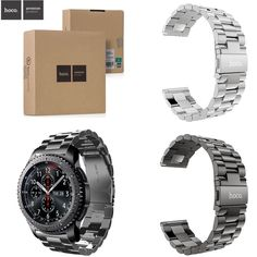 Hoco Stainless Steel Strap Watch Band For Samsung Gear S3 Frontier S3 Classic
