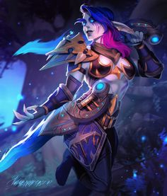 World Of Warcraft Characters, Fantasy Characters, Character Inspiration, Character Design, Blood Elf, Warcraft Art, Night Elf, Fantasy Art Landscapes, Alien Races