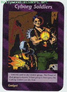 Dark Stars Illuminati in Hollywood | Illuminati: The game of conspiracy Page 19