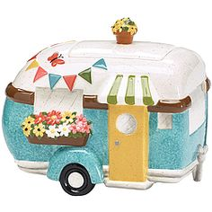 For those who know the joys of life on the road in a tow-behind camper! $56.00
