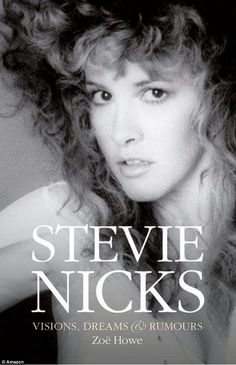 Stevie Nicks' cocaine habit burned hole so big she took the drug through her privates | Daily Mail Online