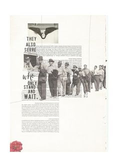 Collage is my girl! - 014 by Selman HOŞGÖR, via Behance