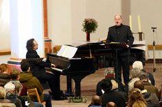 """Tenor Schlachter und Eberhardt präsentieren Schuberts """"Winterreise"""""""
