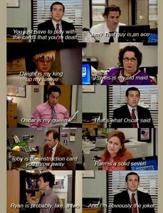 Michael Scott everyone at his finest!
