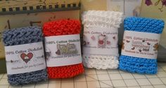 Valentine Cutie Personalized Dishcloth Wrappers by conicuts, $3.00
