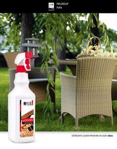 Detergente liquido per mobili in legno - GA02 - Federico Mahora FM GROUP Italia #fmgroup #forhome #home