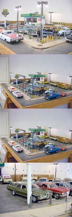 Great diorama