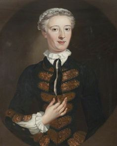 Mary Senhouse by a follower of Christopher Steele, c. 1760