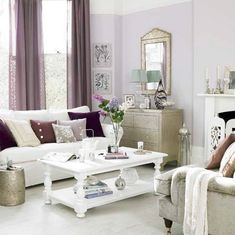One of the cutest living rooms ever!