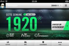 Test Nike+ Training et Nike LunarTR1+