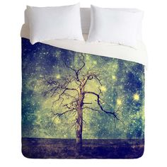 Belle13 As Old As Time Duvet Cover