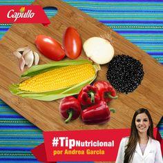 ¿Sabes qué propiedades hay detrás de los ingredientes principales de la cocina Guatemalteca?  Entérate en http://on.fb.me/XYjVT4