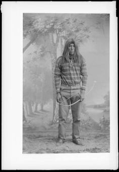 Portrait of Cocopan, a Yuma Indian warrior. http://digitallibrary.usc.edu/cdm/ref/collection/p15799coll65/id/14952