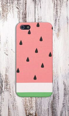 Watermelon Slice Case for iPhone 5 iPhone 5S iPhone