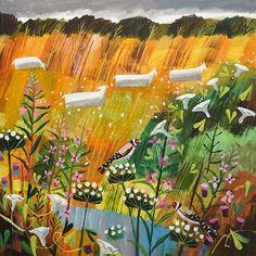 Mary Sumner - Late Summer Field